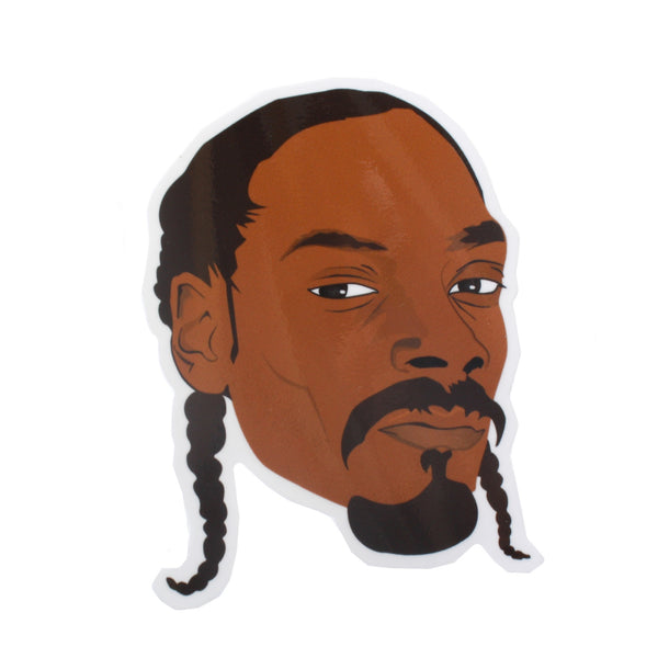Pro and Hop Sticker Snoop