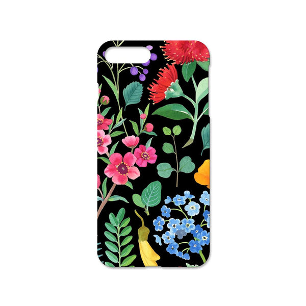 Wolfkamp & Stone Watercolor Flowers iPhone PLUS 6/7/8 Case
