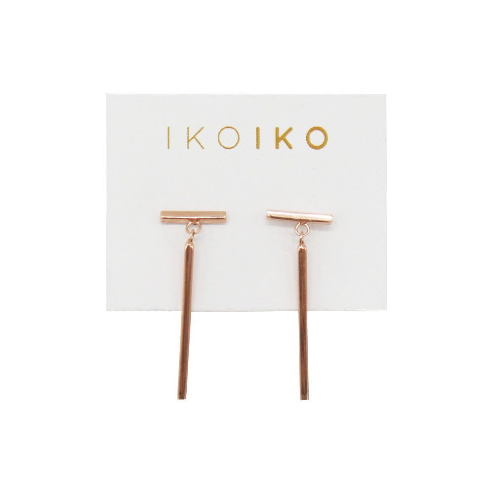 Iko Iko Studs Bar with Hanging Bar