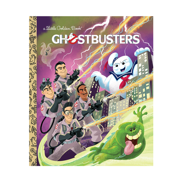 Little Golden Book Ghostbusters