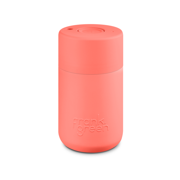 Frank Green Original Reusable Smart Cup 12oz Living Coral