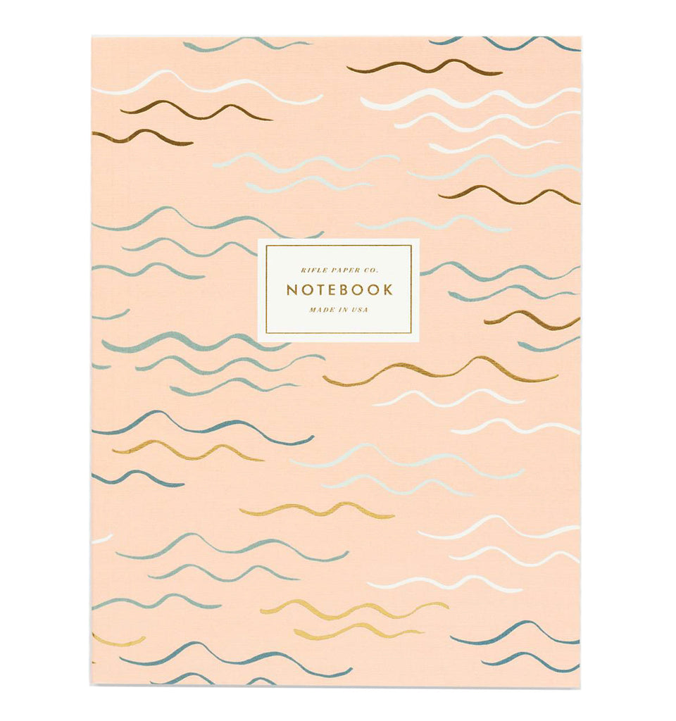 Rifle Paper Co Set of Two Notebooks Vintage Mermaid DC