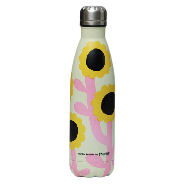 Chunky Bottle 500ml Jennifer Bouron Daisy