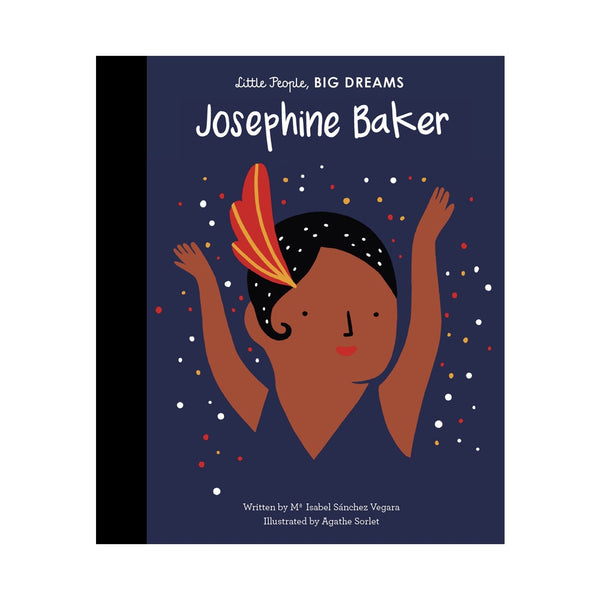 Josephine Baker Little People Big Dreams