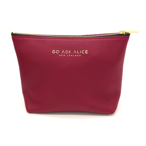 Go Ask Alice Marilyn Pouch Magnolia