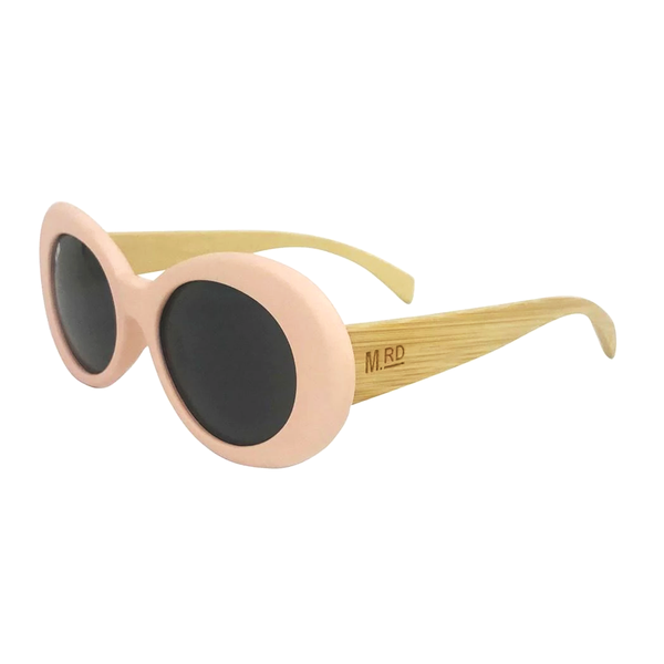 Moana Road Sunnies Mae West Pink