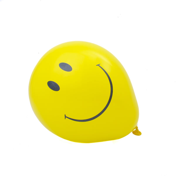 Smilie Face Balloons Pack of 7