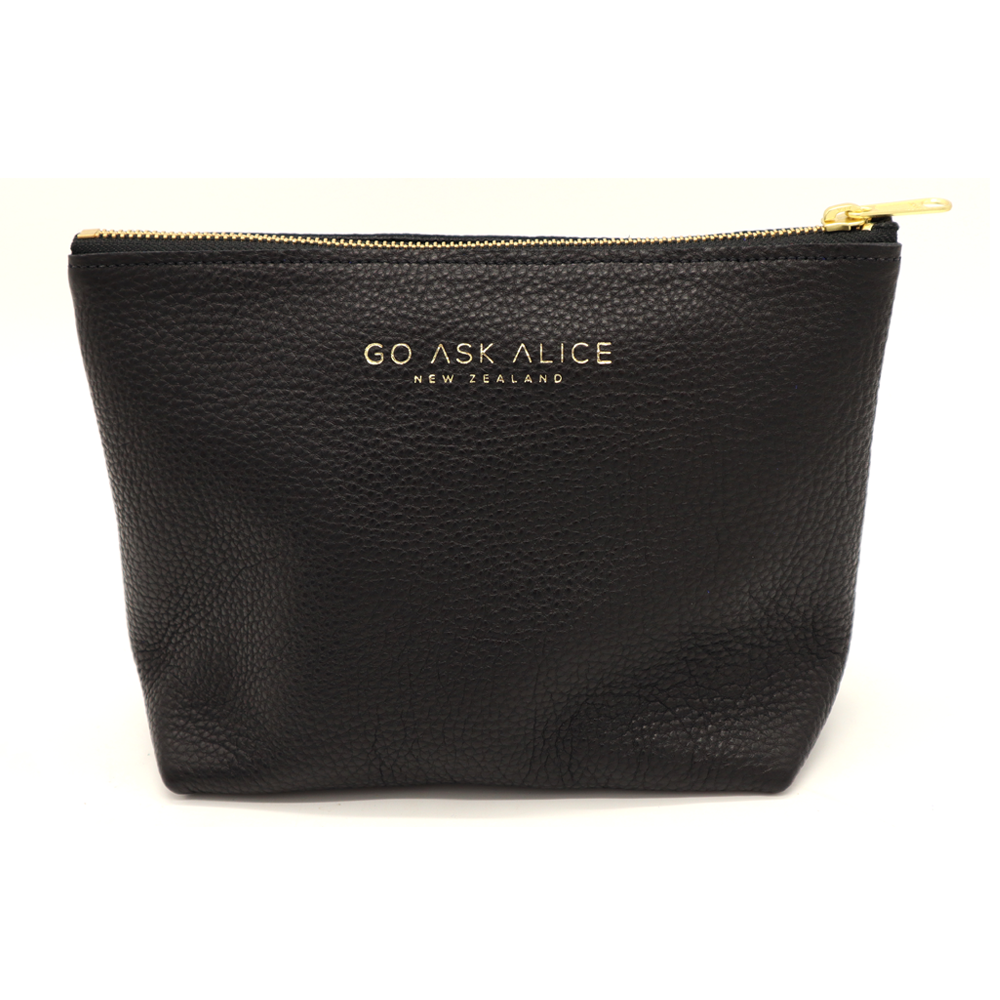 Go Ask Alice Marilyn Pouch Black