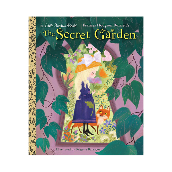 Little Golden Book The Secret Garden