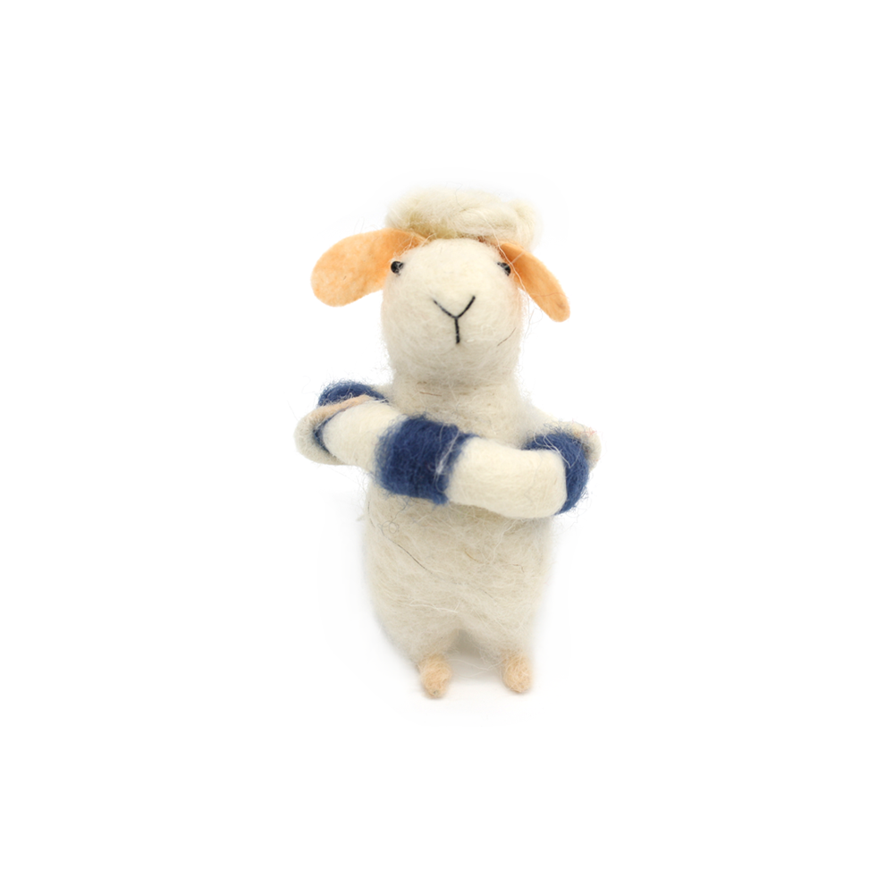MillyMac Mini Friend Wakefield Sheep