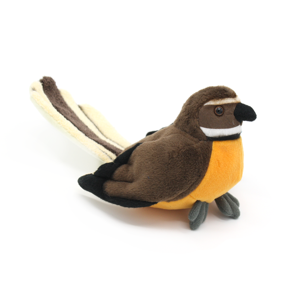 Antics Sound of New Zealand Soft Toy Fantail