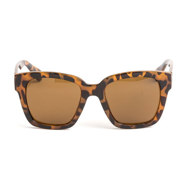 Damsel Sunglasses Boston Tortoiseshell Brown