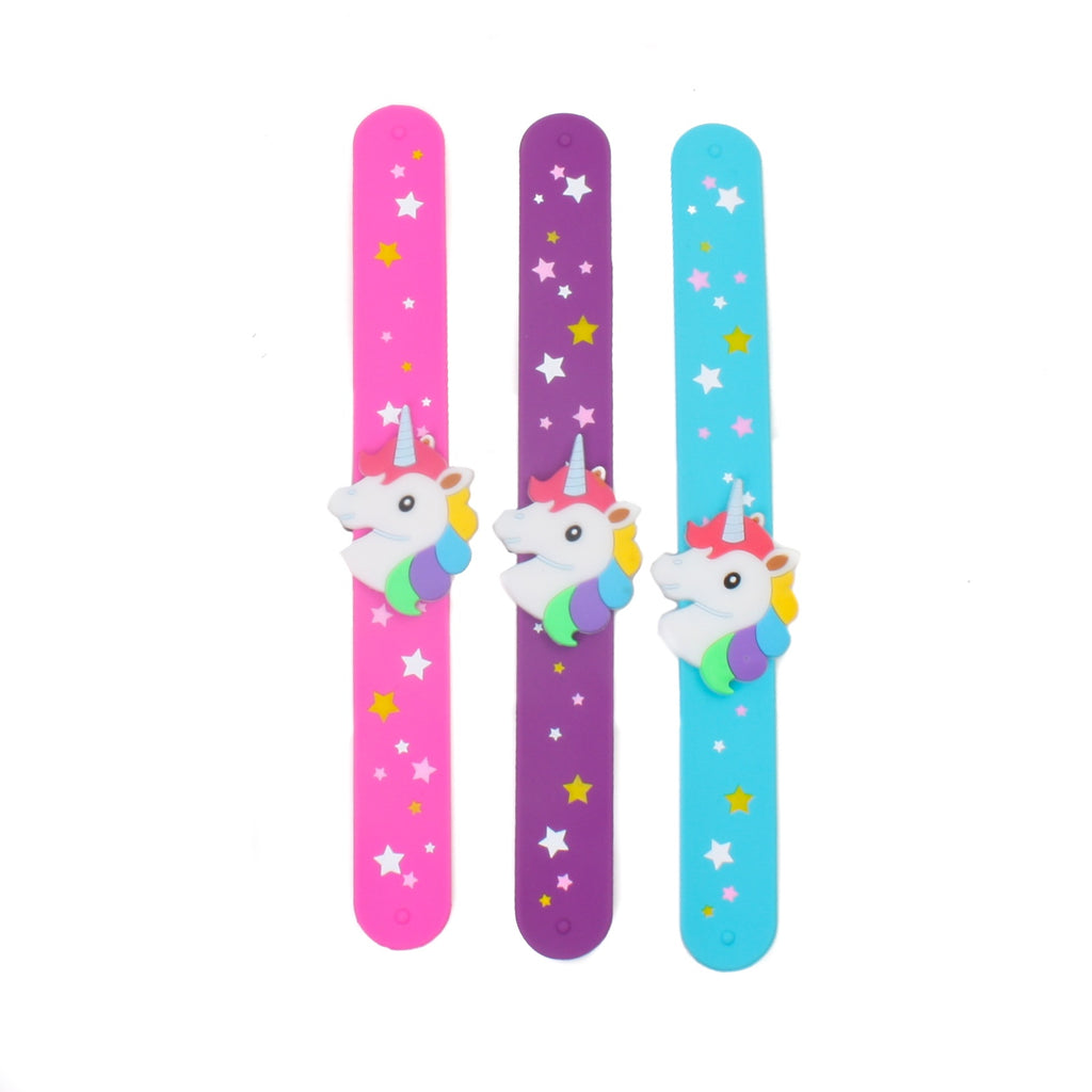 Unicorn Slap Band Assorted