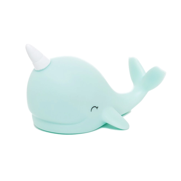 Baby Narwhal Mini Night Light