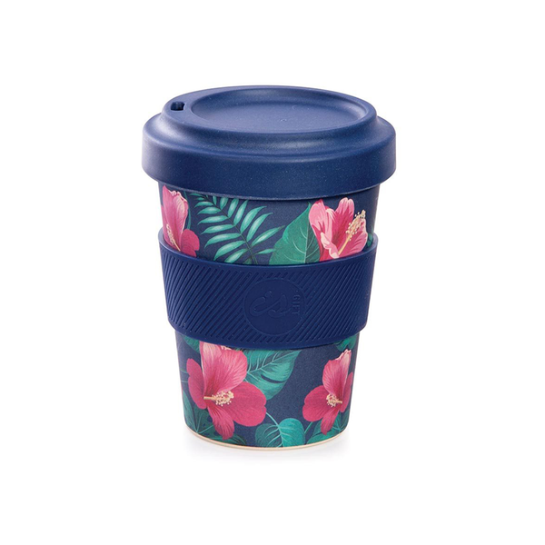 Bamboo eCup Tropical Print Assorted