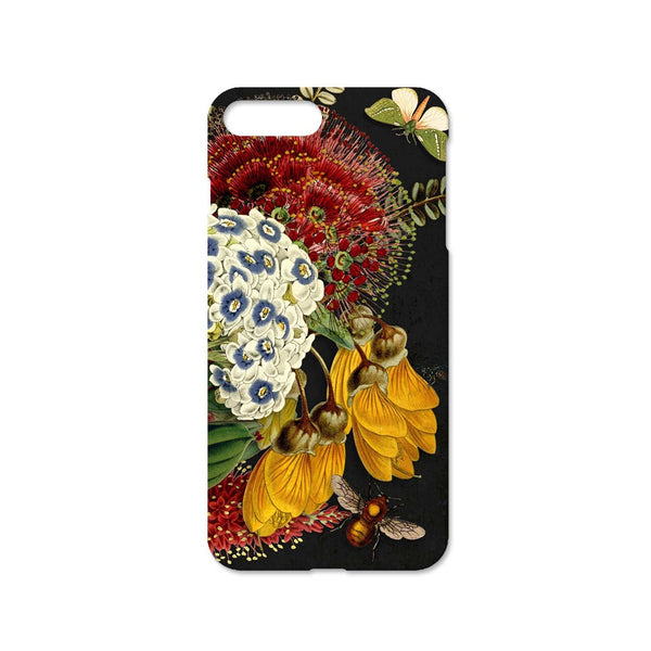 Wolfkamp & Stone Kowhai and Rata iPhone PLUS 6/7/8 Case