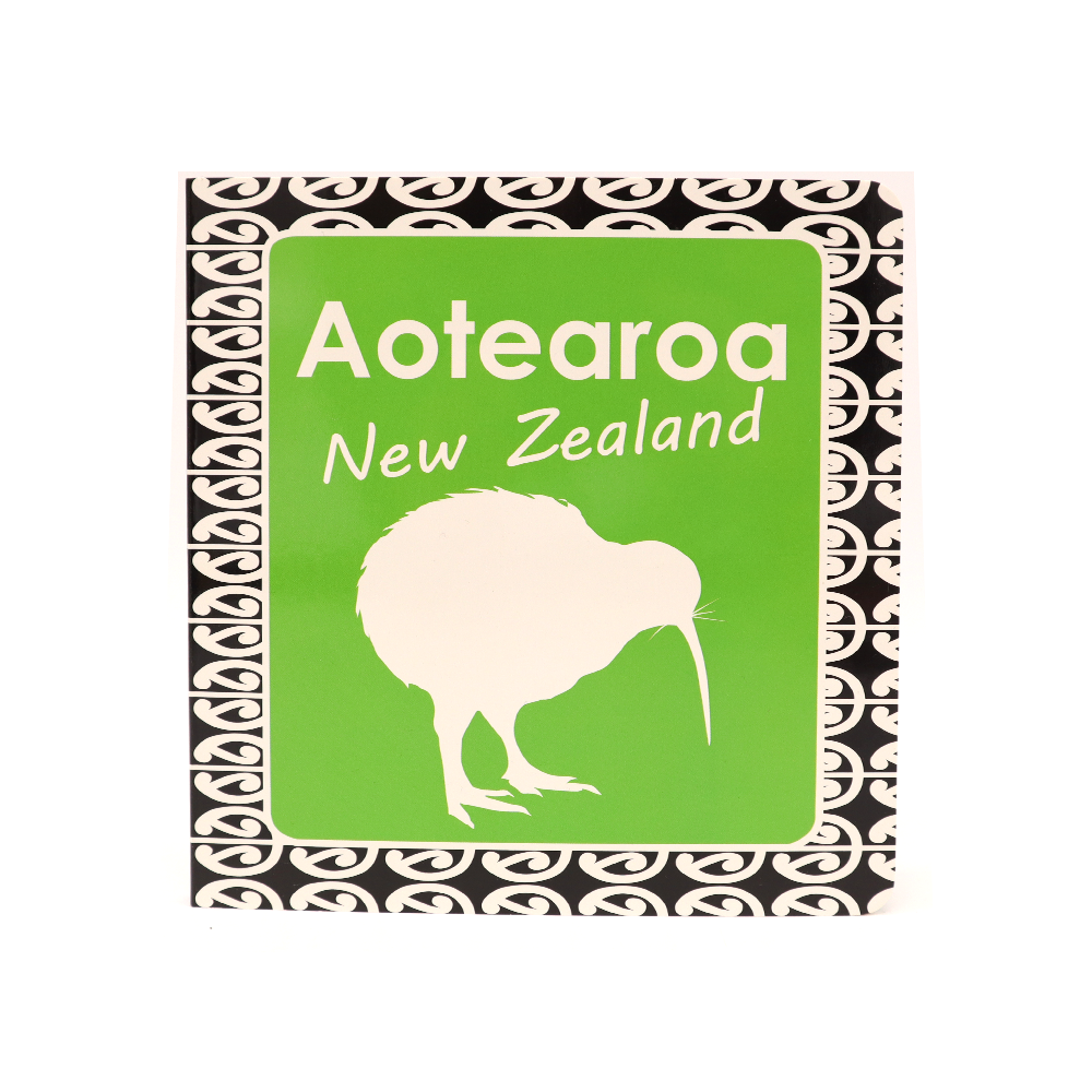 Aotearoa New Zealand Board Book