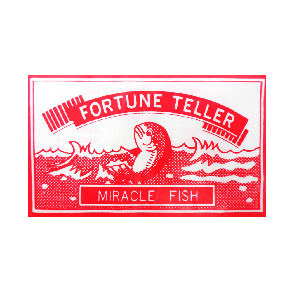 House of Marbles Fortune Telling Magic Fish