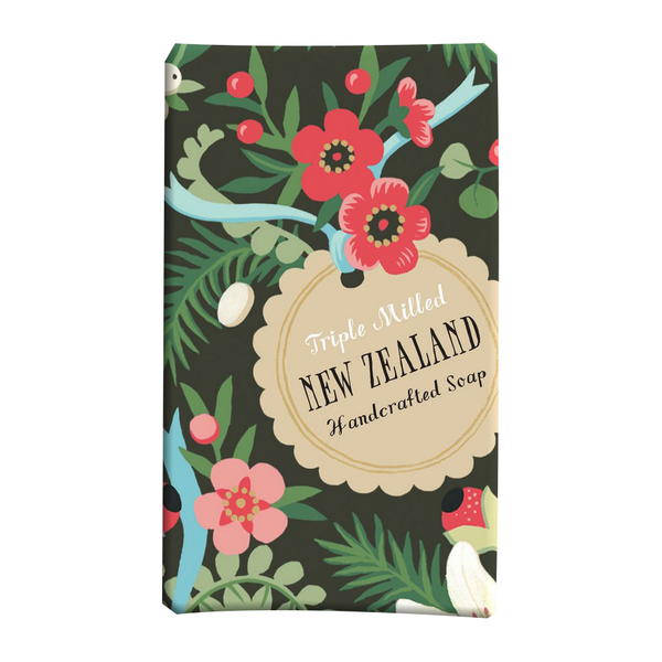 Triple Milled New Zealand Soap NZ Flowers