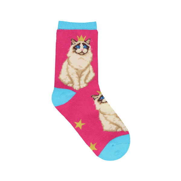 Socksmith Socks Kids Practically Purrfect