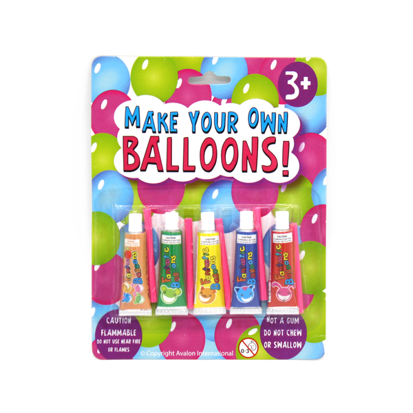 Make your Own Balloons Kit