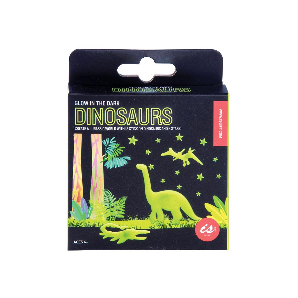 Glow in the Dark Dinosaur Stickers