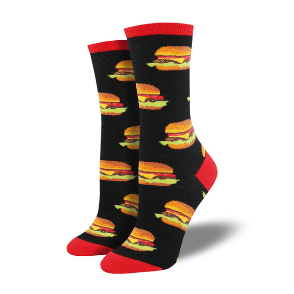 Socksmith Socks Womens Good Burger