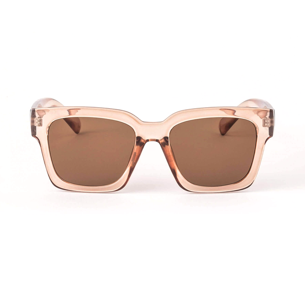 Stella + Gemma Sunglasses Avery Light Brown