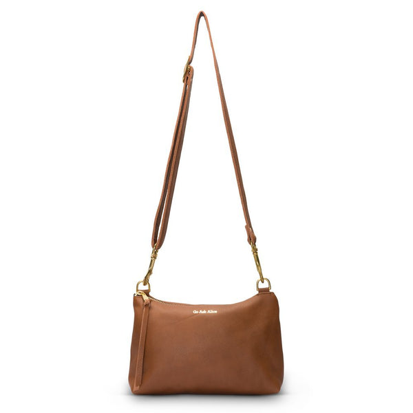 Go Ask Alice Janis Bag  Vintage Tan