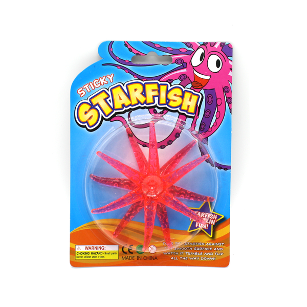 Sticky Starfish Assorted