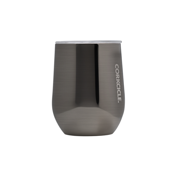 Corkcicle Canteen Stemless 12oz Gunmetal