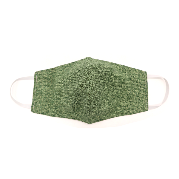 Melon Masks Womens Mask Medium Green Texture