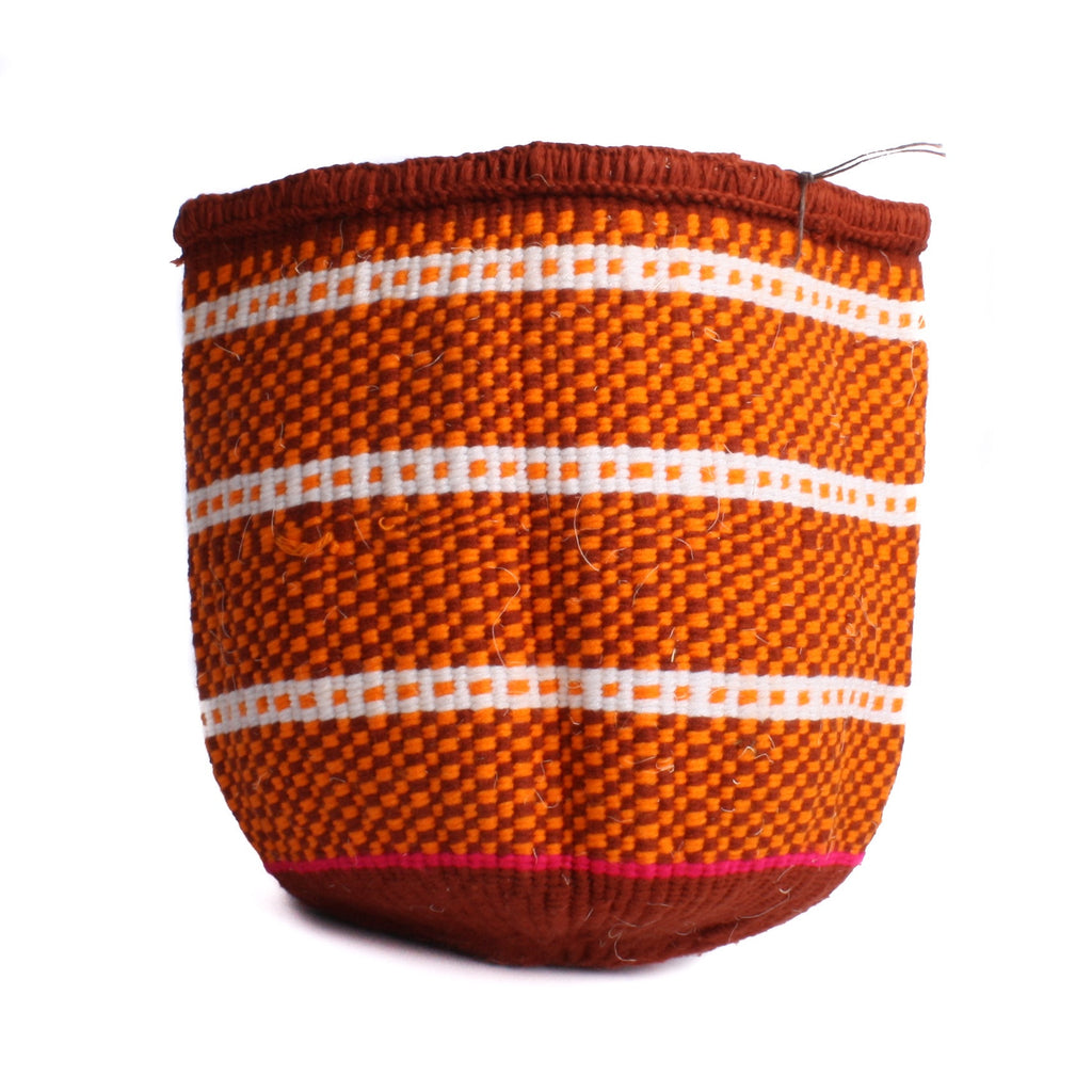 Maka Emali Hand Woven Basket Medium C1