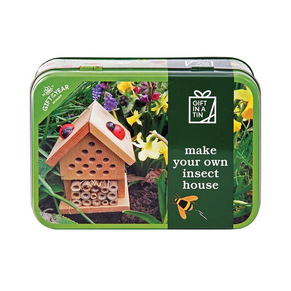 Make Your Own Insect House in Tin