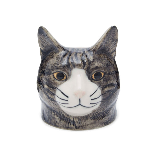 Quail Patience Cat Egg Cup
