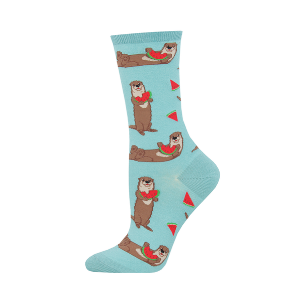 Socksmith Socks Womens Ottermelon