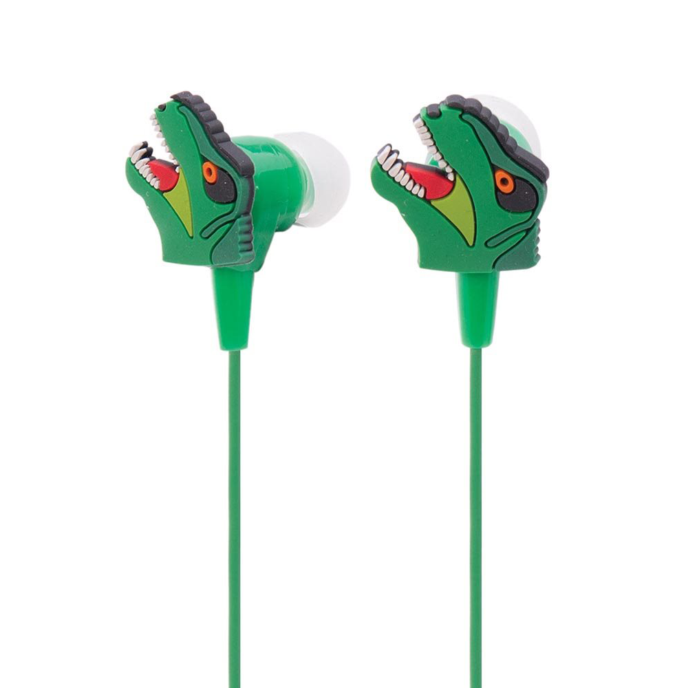 Animal Ear buds Dinosaur