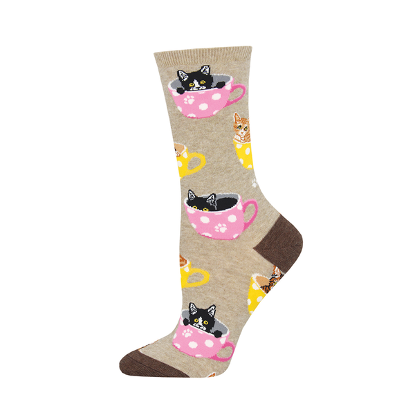 Socksmith Socks Womens Cat Feinated