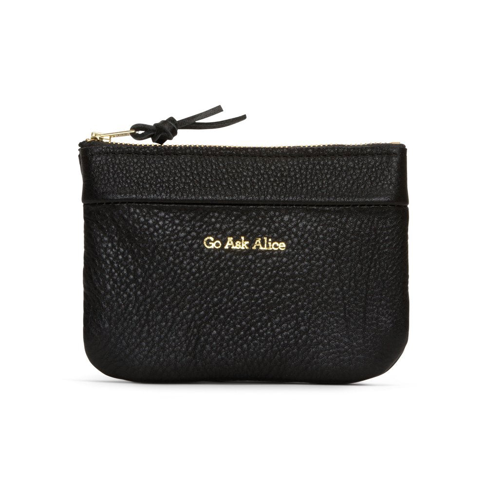 Go Ask Alice Polly Purse Black
