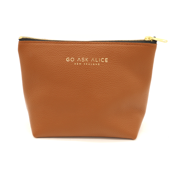 Go Ask Alice Marilyn Pouch Toffee