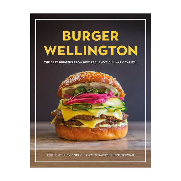 Burger Wellington Cookbook