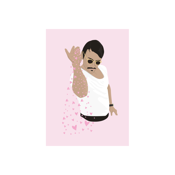 Iko Iko Card Pop Culture Salt Bae