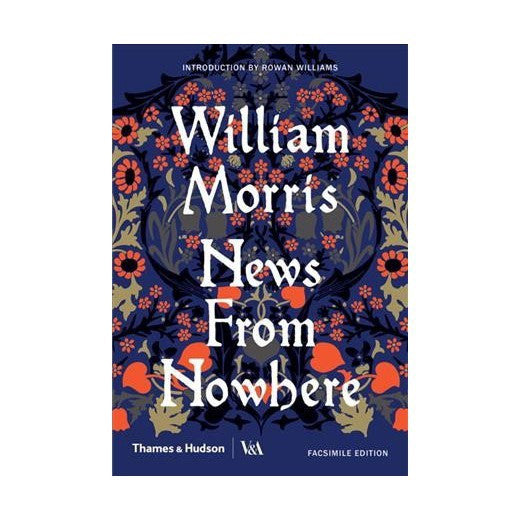 William Morris News from Nowhere