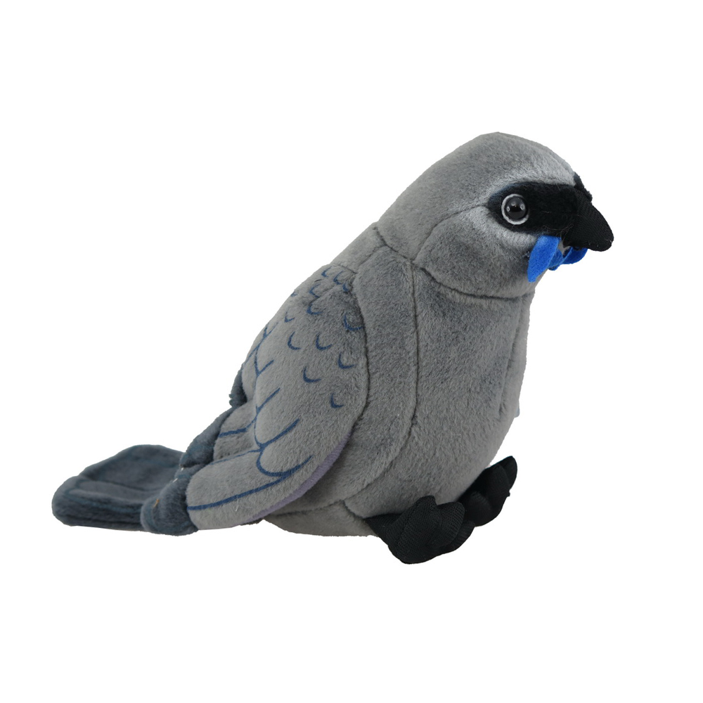 Antics Sound of New Zealand Soft Toy Kokako