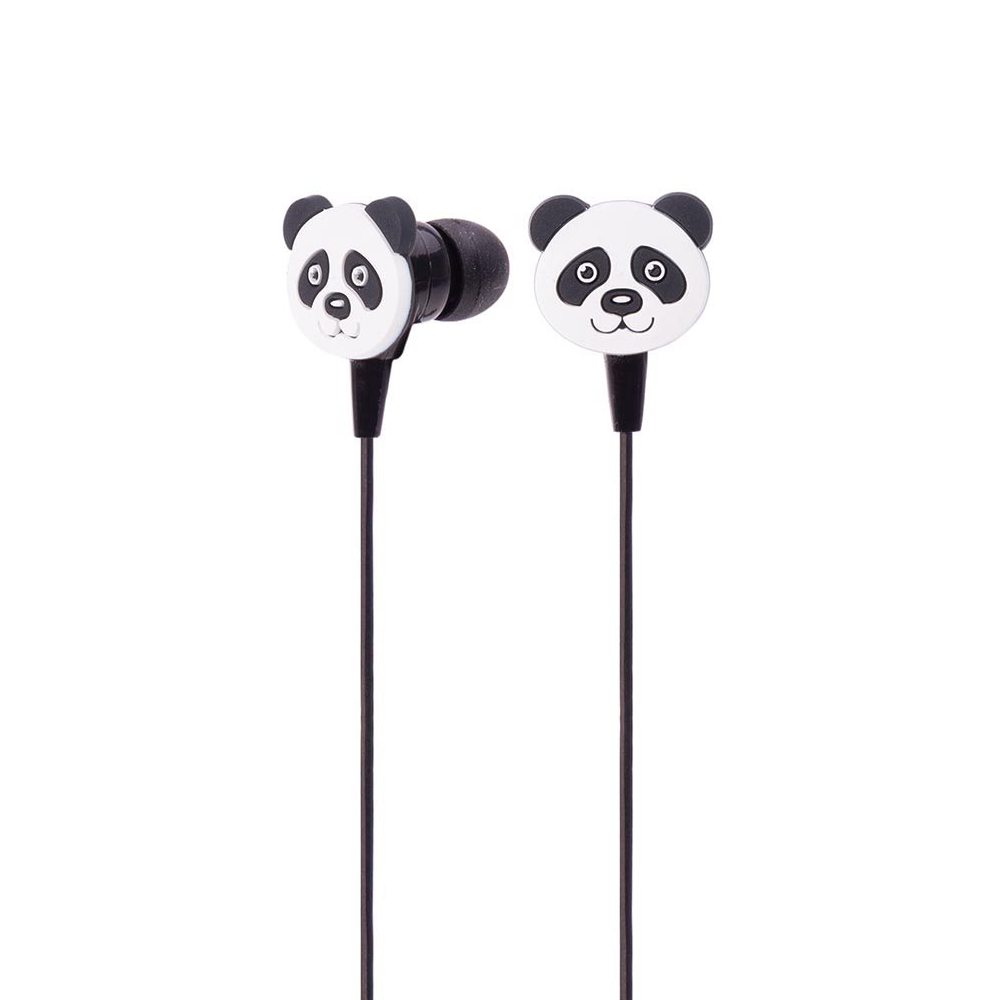 Animal Ear buds Panda
