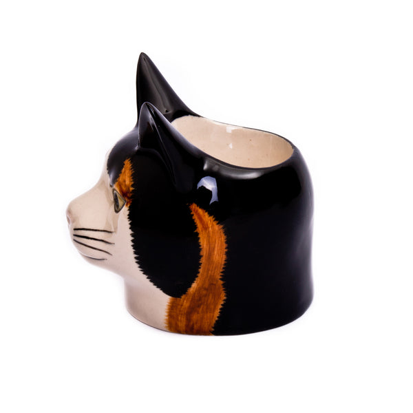 Quail Eleanor Cat Egg Cup
