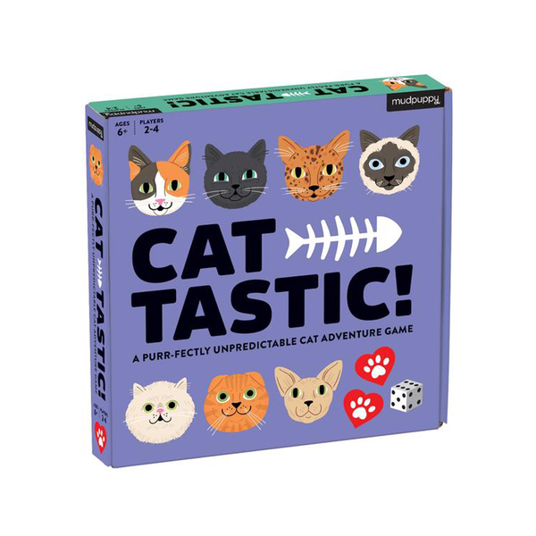 Mudpuppy Cat-Tastic Game