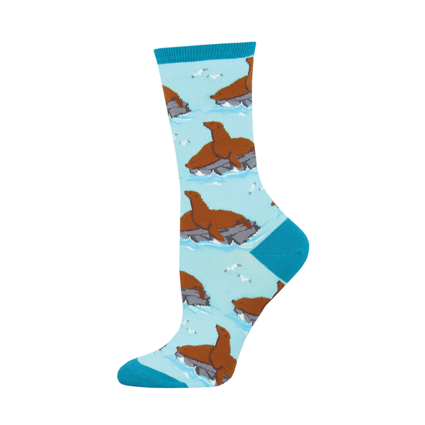Socksmith Socks Womens Lion Around