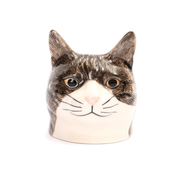 Quail Cat Millie Face Egg Cup