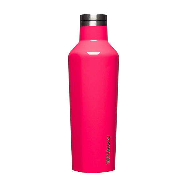 Corkcicle Canteen Drink Bottle 16oz 475ml Flamingo